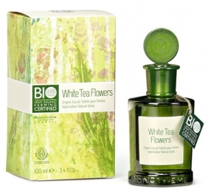 parfum ceai alb