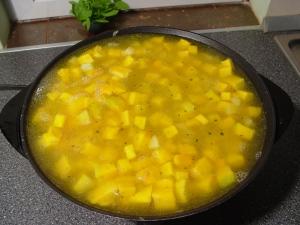 fierbem toate legumele