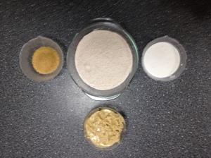 Ingrediente pentru blatul de tarta