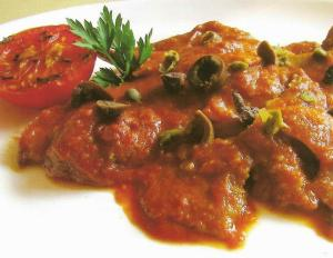 carne din cereale Fiorentina