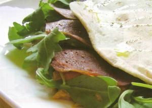 Carne din cereale Affettato Bresaola