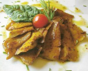 Carne din cereale Filetto