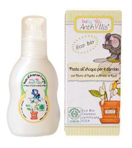 Crema bio pentru pielea iritata a bebelusilor