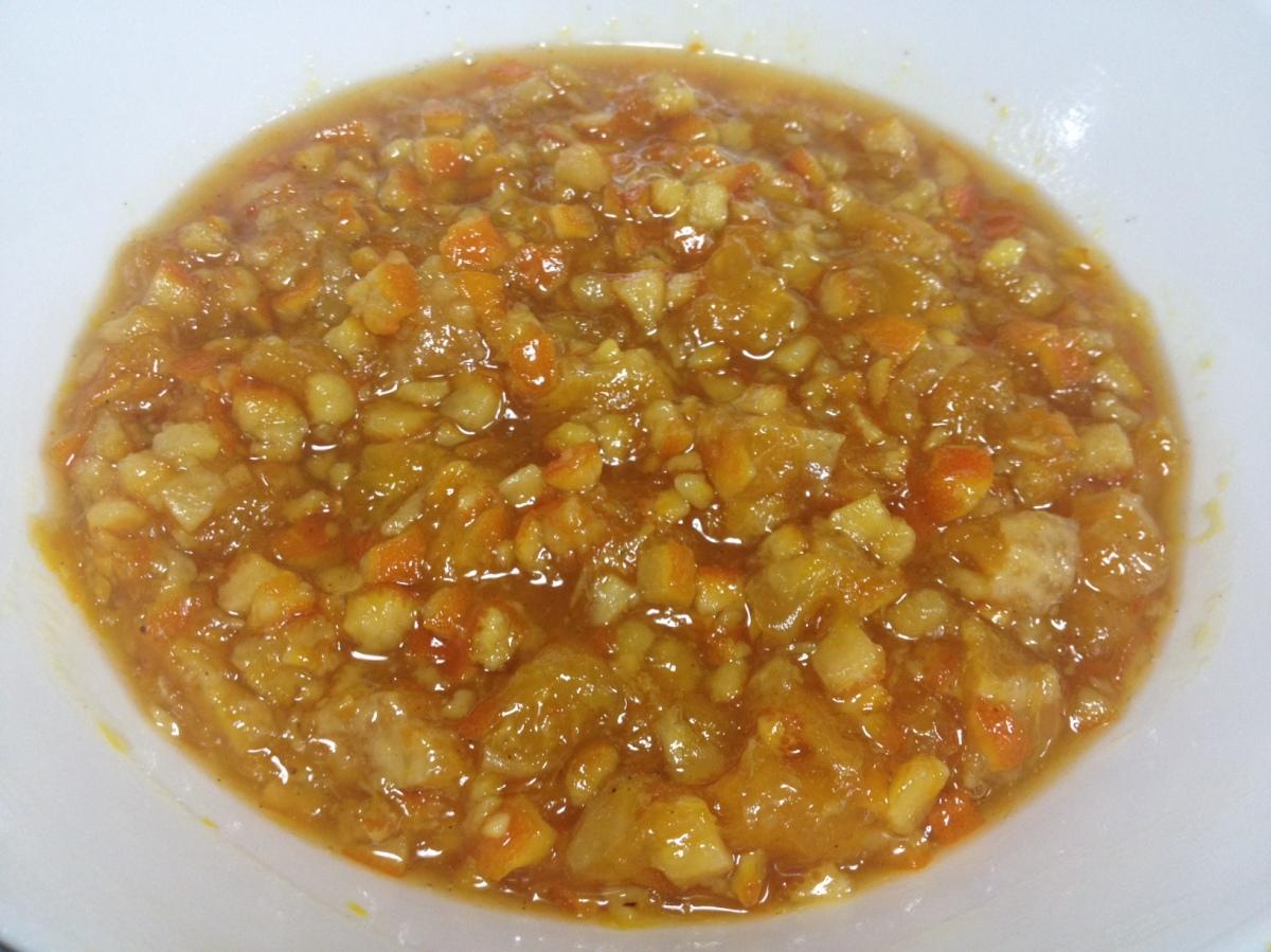 Dulceata de portocale bio
