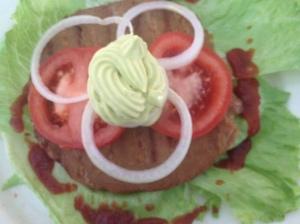 Vegan Burger Bio Vivo