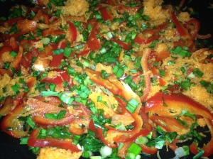 sotam legumele pt ciorba de burta