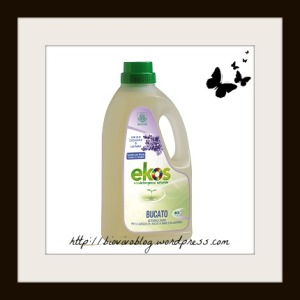 Ekos detergent lichid pentru rufe spalare automata si manuala