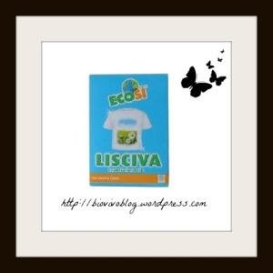 Ecosi detergent bio - lesie traditionala