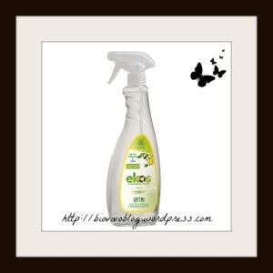 Ekos detergent pentru geamuri