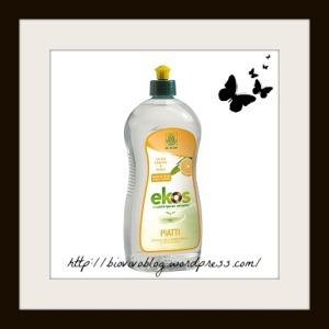 detergent bio Ekos pentru spalare manuala