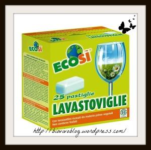detergent ecologic tablete Ecosi
