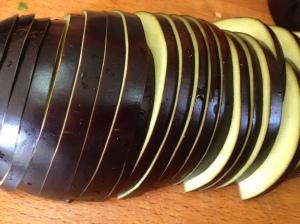 taiem vinetele in felii de 3-4 mm